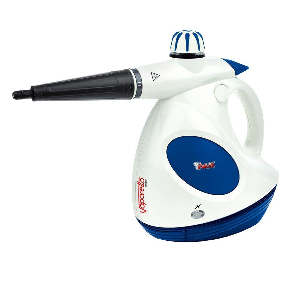 Polti Vaporetto Easy Handheld Steam Cleaner with 10 Accessories