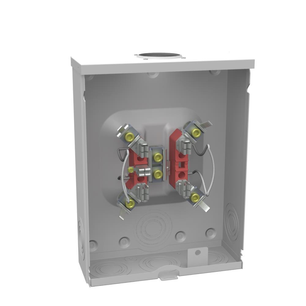 Milbank Meter Base Wiring Diagram - Wiring Diagram For Light Switch •
