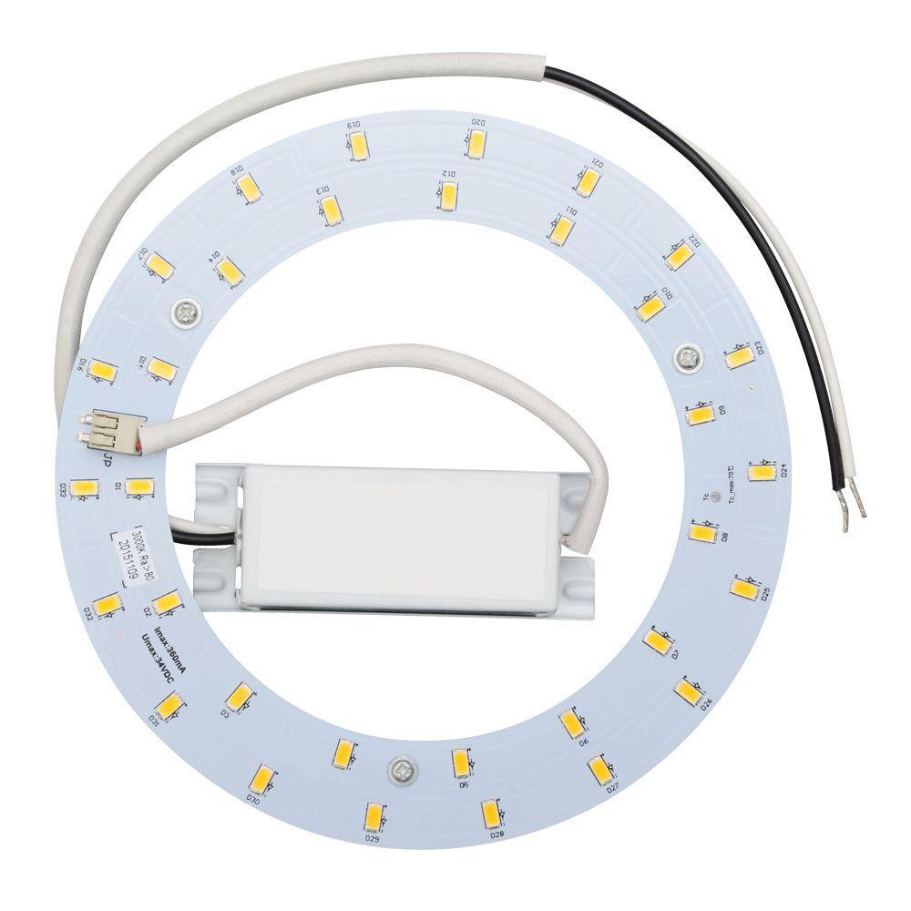 22W Equivalent Warm White T9 Dimmable LED Retrofit Kit