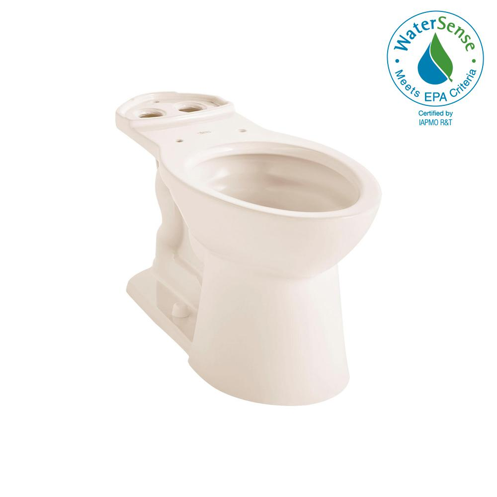 VorMax Elongated Toilet Bowl Only in Linen