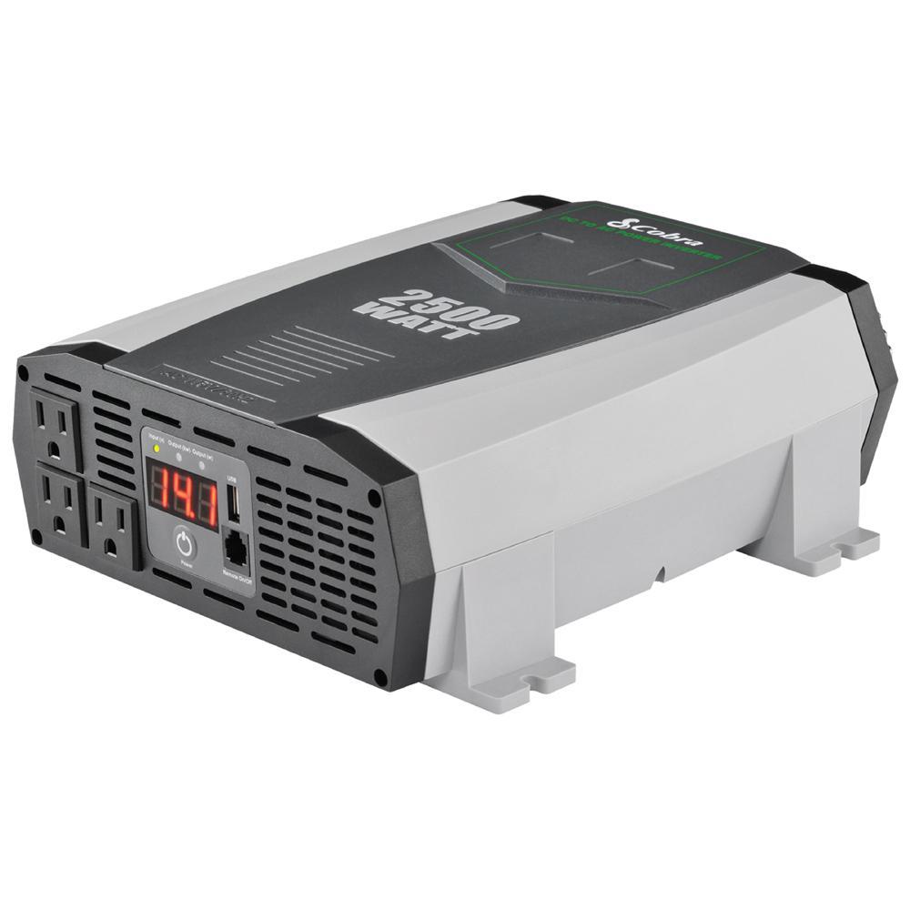 Professional 2500-Watt Power Inverter