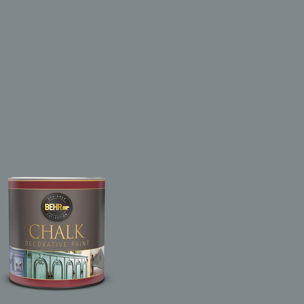 BEHR 1 qt. #BCP36 Deep Thought Interior Chalk Decorative Paint