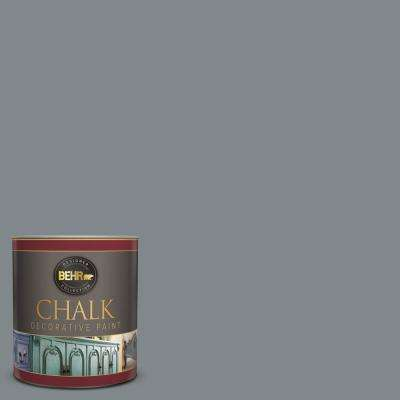1-qt. #BCP36 Deep Thought Interior Chalk Finish Paint