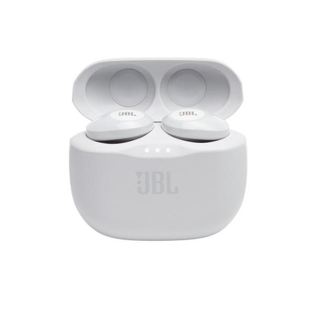 JBL Tune 125TWS Truly Wireless In- Ear Headphones in White
