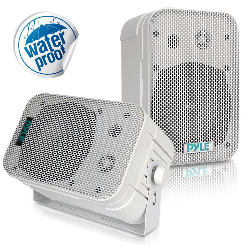 5.25 in. Indoor/Outdoor Waterproof Speakers