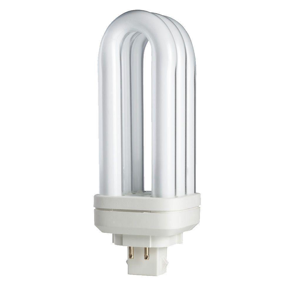 26-Watt Cool White (4100K) 4-Pin GX24q-3 CFLni Light Bulb (6-Pack)