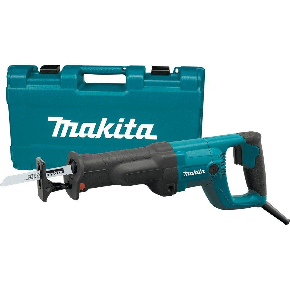 Makita 11 amp reciprocating saw with 6 in blade jr3050tz the home makita 11 amp reciprocating saw with 6 in blade greentooth Image collections