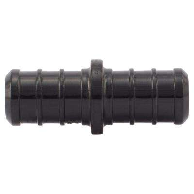 1/2 in. Plastic PEX Barb Coupling (5-Pack)