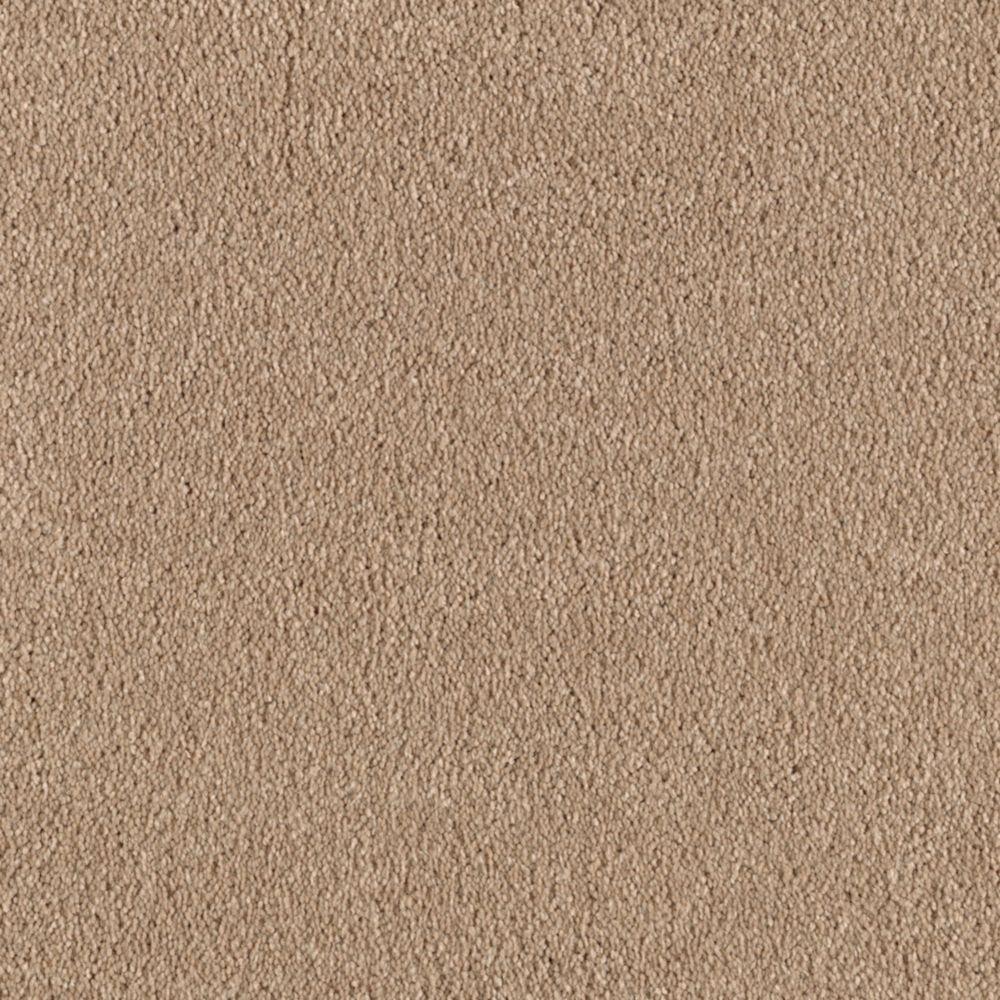 Velocity I - Color Safari Tan Texture 12 ft. Carpet