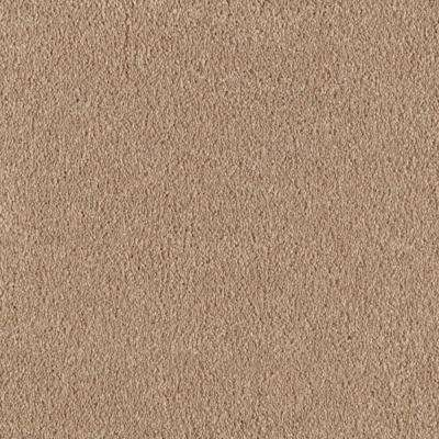 Velocity II - Color Safari Tan Texture 12 ft. Carpet