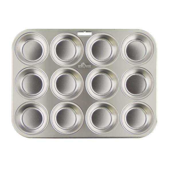 Fox Run Ss Muffin Pan (12-Cup) 4868