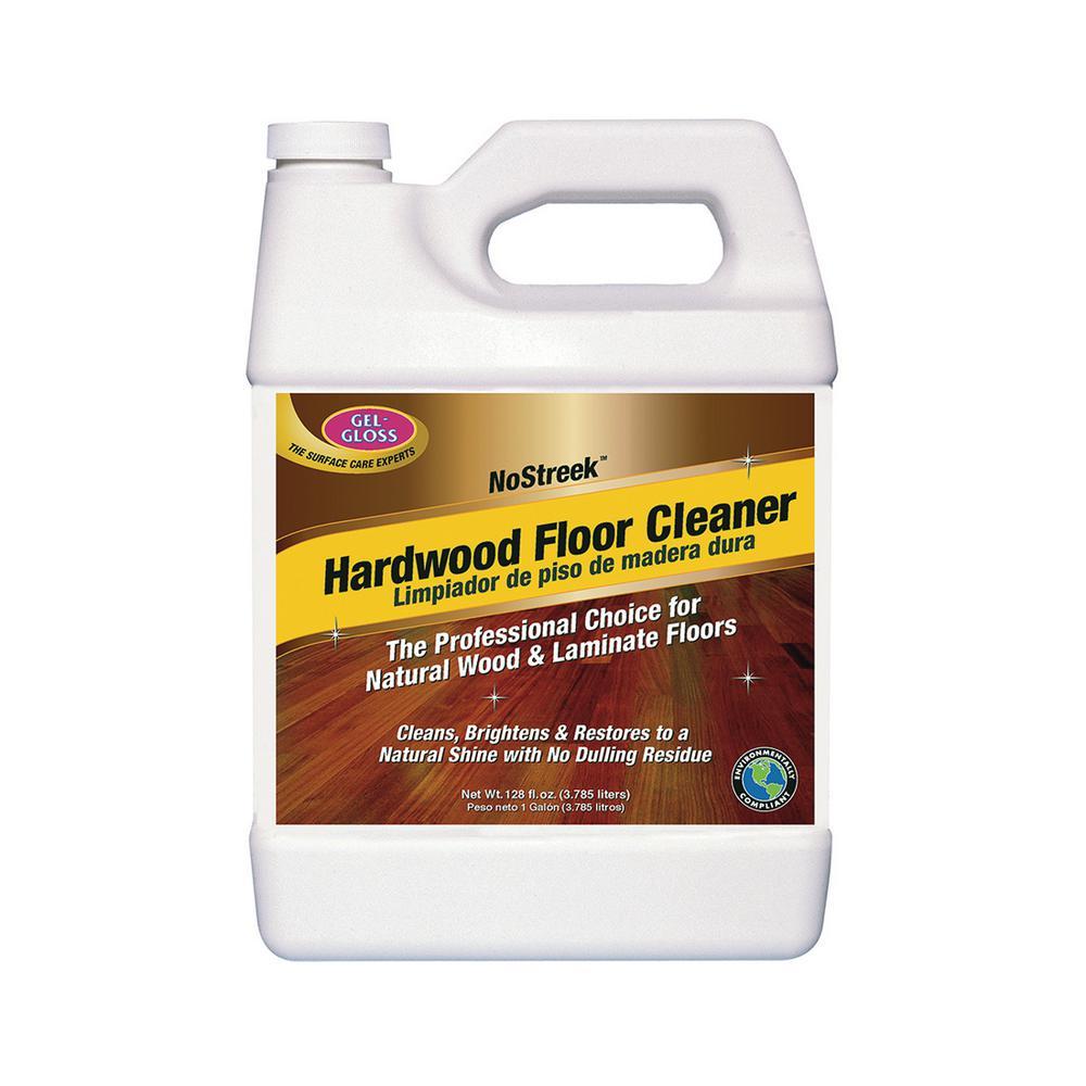 Gel Gloss Hardwood and Floor Cleaner