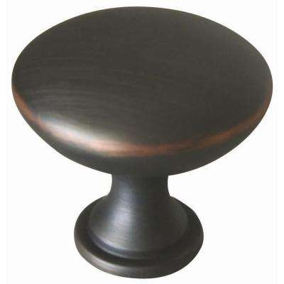 Midtown 1-3/16 in. Oil-Rubbed Bronze Cabinet Knob