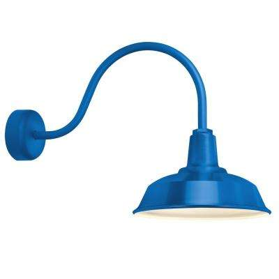 Blue Sconces Lighting The Home Depot