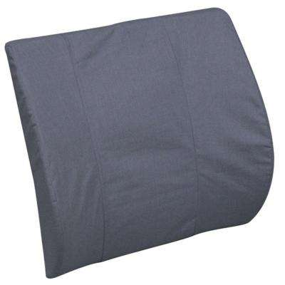 Bucket Seat Lumbar Cushion without Strap in Gray