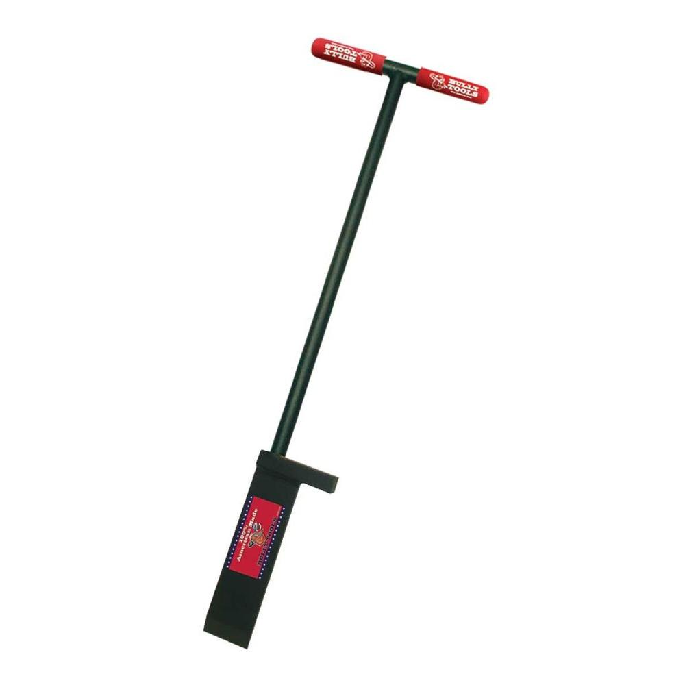 Bully Tools 3/8 in. Dibble Bar with Steel T-Style Handle