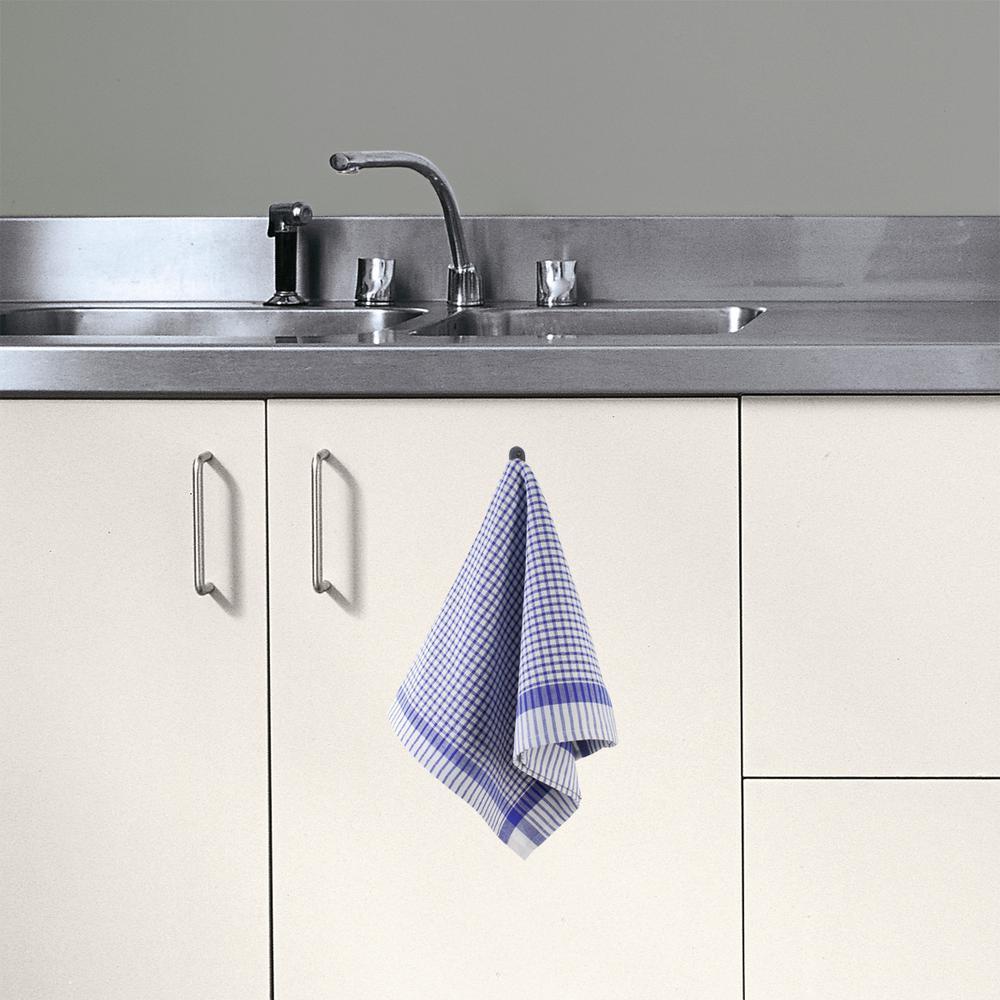 Multicolor Tea Towel Adhesive Wall Decal
