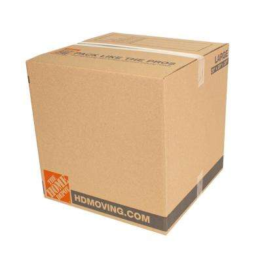 20 in. L x 20 in. W x 20 in. D Standard Moving Box (15-Pack)