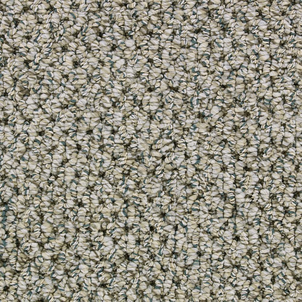 Carpet Sample - Devon - In Color Tidal Wave 8 in. x 8 in.