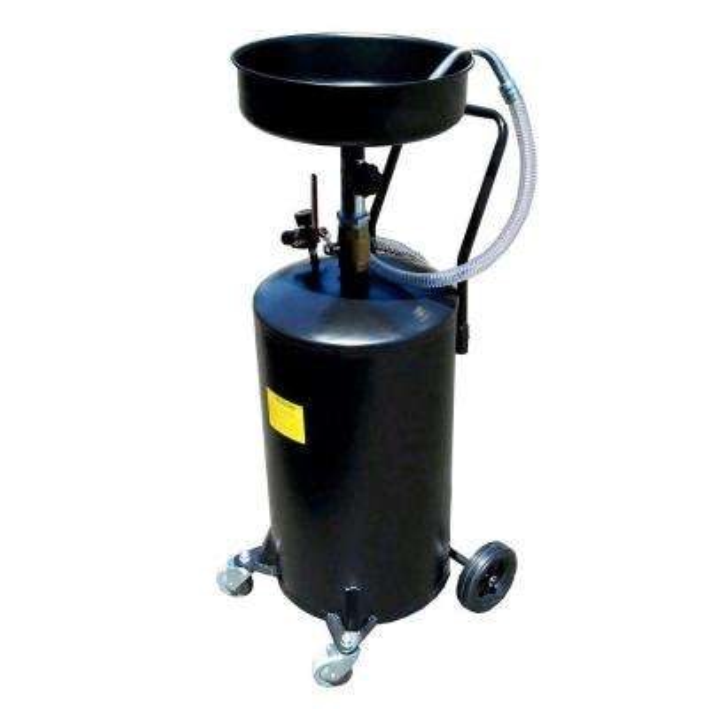 20- Gallon Portable Oil Drain