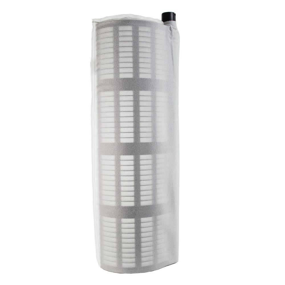 8 Pack Pleatco PXG2448 48 Sq Ft Purex Replacement Vertical DE Pool Filter Grid