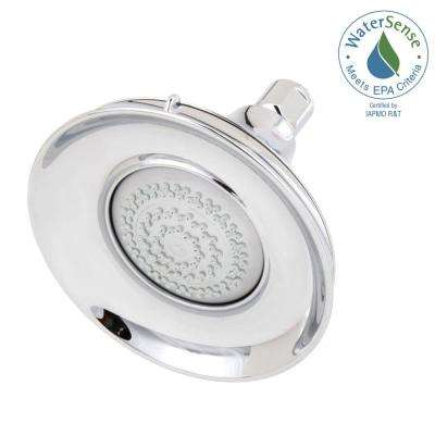 Forte 3 Spray Multifunction Showerhead In Polished Chrome