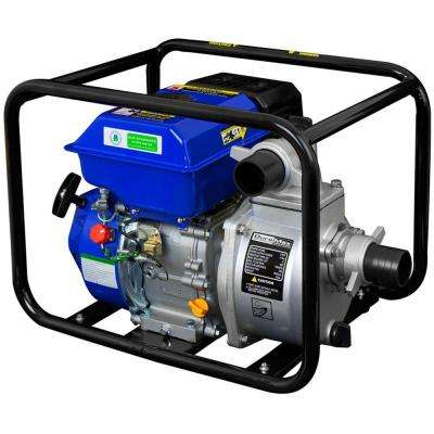 7 HP 3 in. Portable Gasoline Engine Water Pump