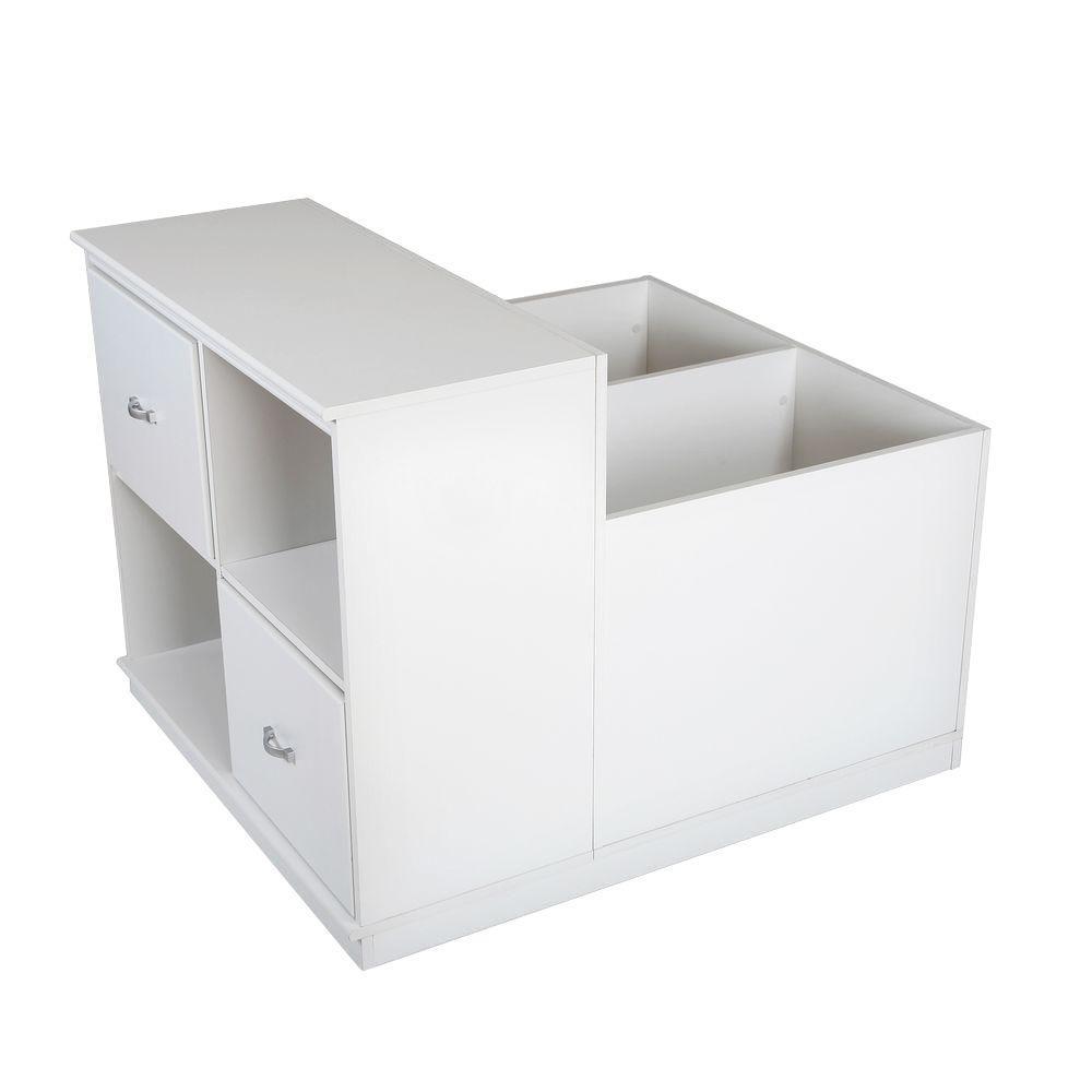 Mobby Pure White Box