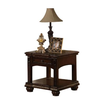 Amelia Cherry Anondale End Table