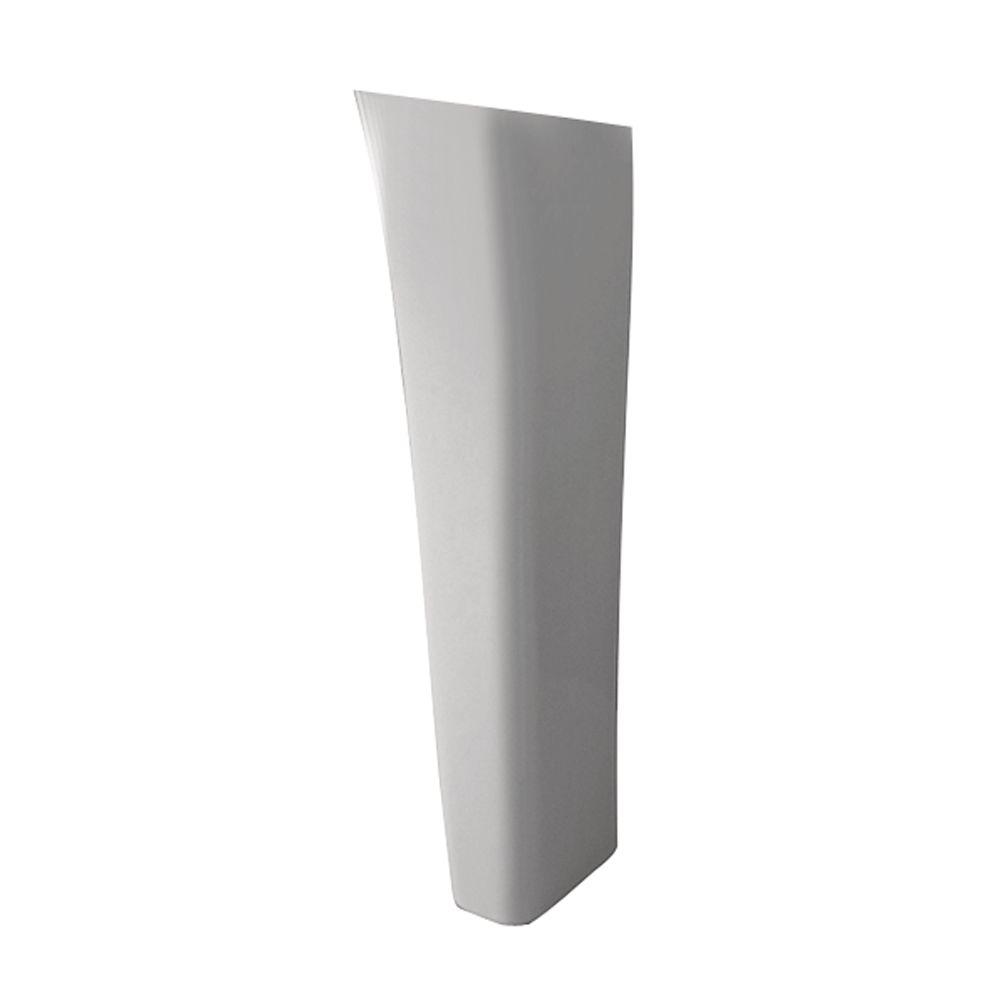 Barclay Products Aristocrat Pedestal in White