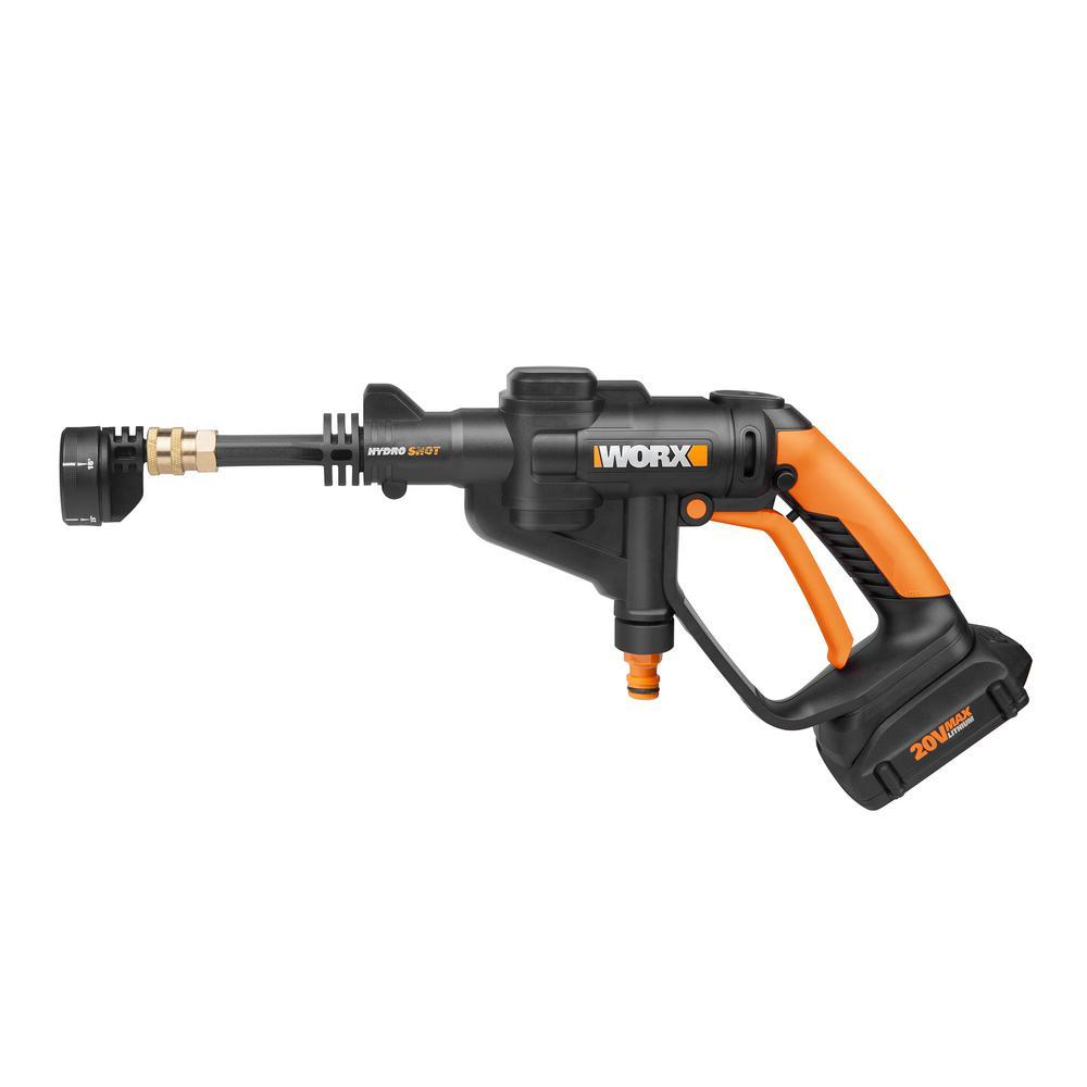 20-Volt Hydroshot Power Nozzle 325 PSi