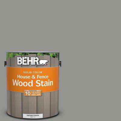 1 gal. #780F-5 Anonymous Solid Color House and Fence Exterior Wood Stain