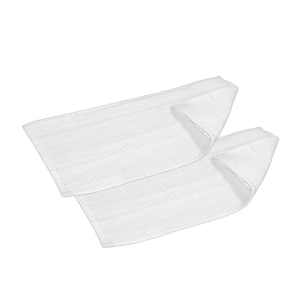 Hook and Loop Cloths for Wood Floor (2-Pack)