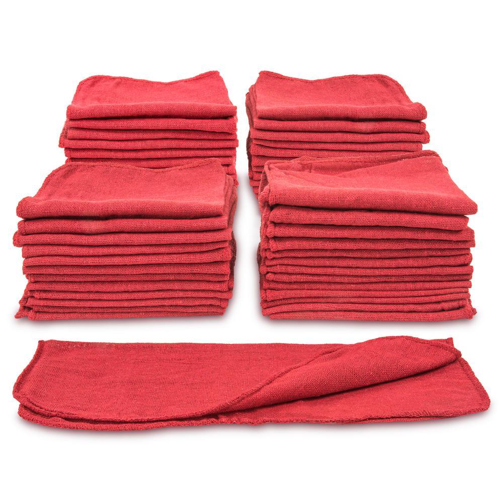 Mechanic's Shop Towels (50-Pack)