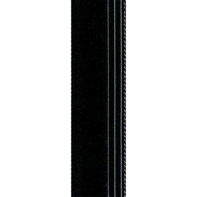Midnight 1.5 in. x 30 in. Rug Runner Edge