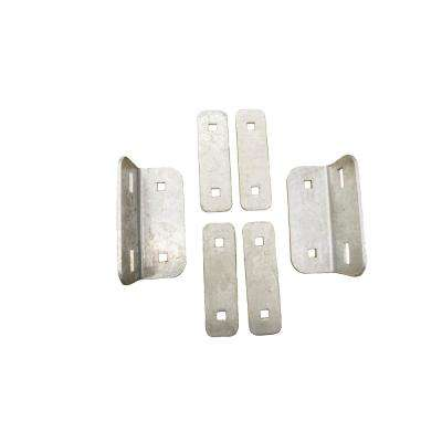 Floating Dock Corner Bracket Kit for 2 in. x 8 in.