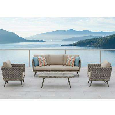 Patio Conversation Sets Outdoor Lounge Furniture The