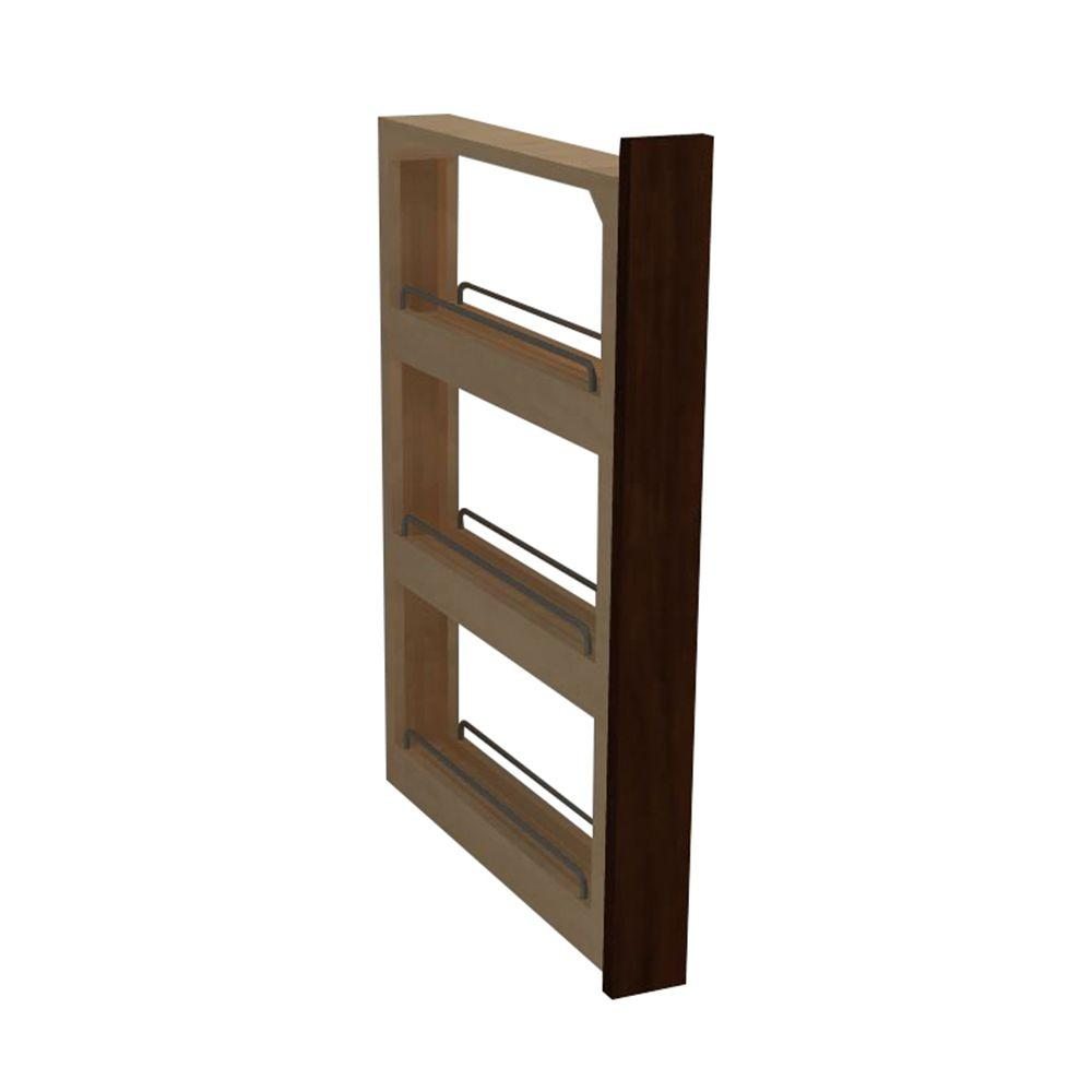 Home Decorators Collection Franklin Assembled In Pantry Pullout Base Kitchen