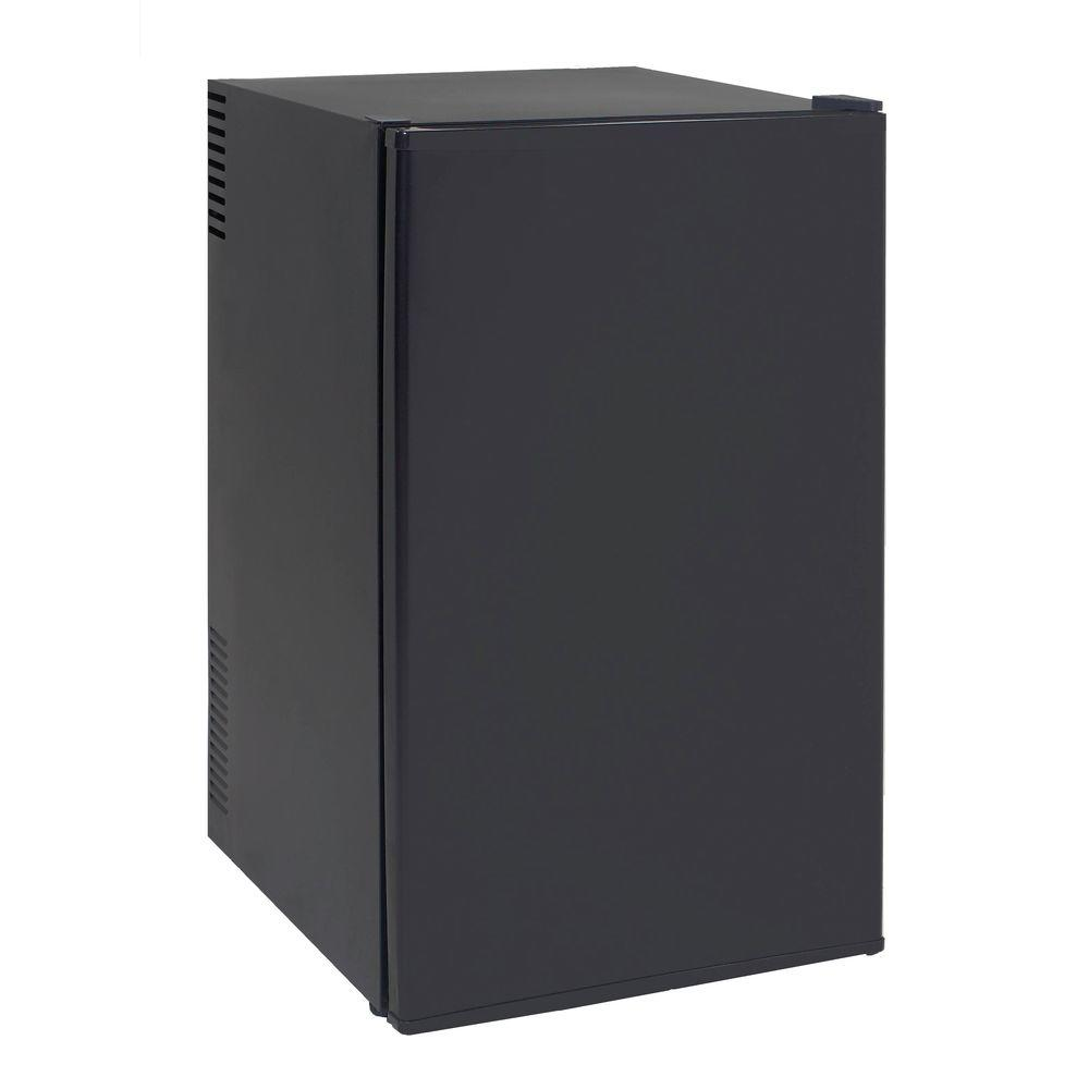 2.5 cu. ft. Superconductor Mini Refrigerator in Black