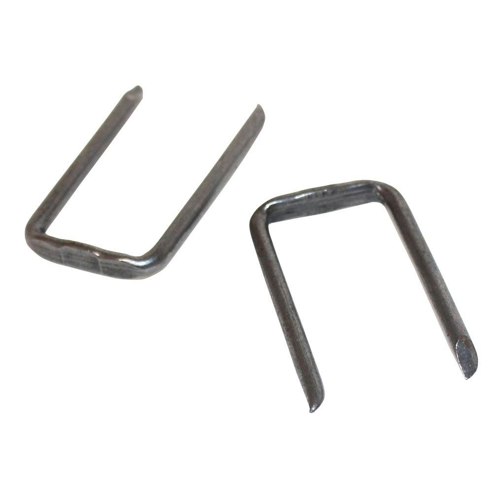Southwire 9/16 in. Romex Metal Staples (500-Pack)-58978701 - The ...