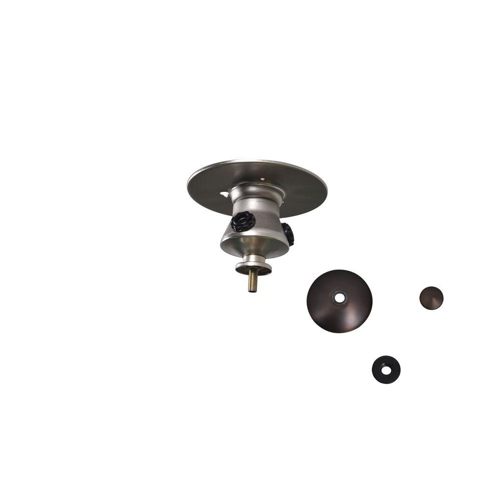 Miramar II 60 in. Oil Brushed Bronze Ceiling Fan Replacement Light