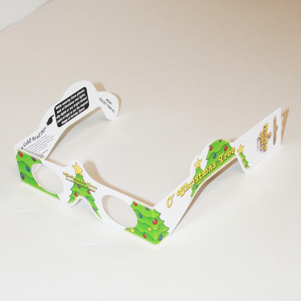 774aa8c03e American Paper Optics Magical 3-D Christmas Tree Paper Glasses (20 ...