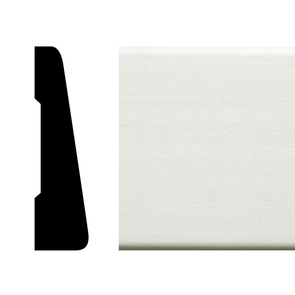 CMPC CMPC WM 324 11/16 in. x 2 1/4 in. Pine Primed Finger-Jointed Casing, White