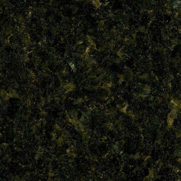 KraftMaid-4 in. x 4 in. Natural Granite Vanity Top Sample in Uba Tuba