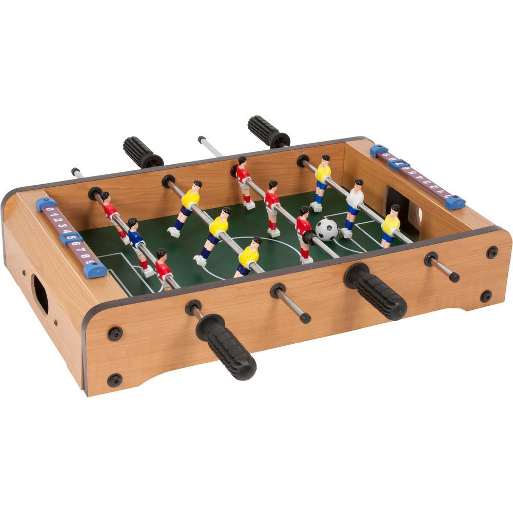 99 Game Rooms Tabletop Mini Foosball Game