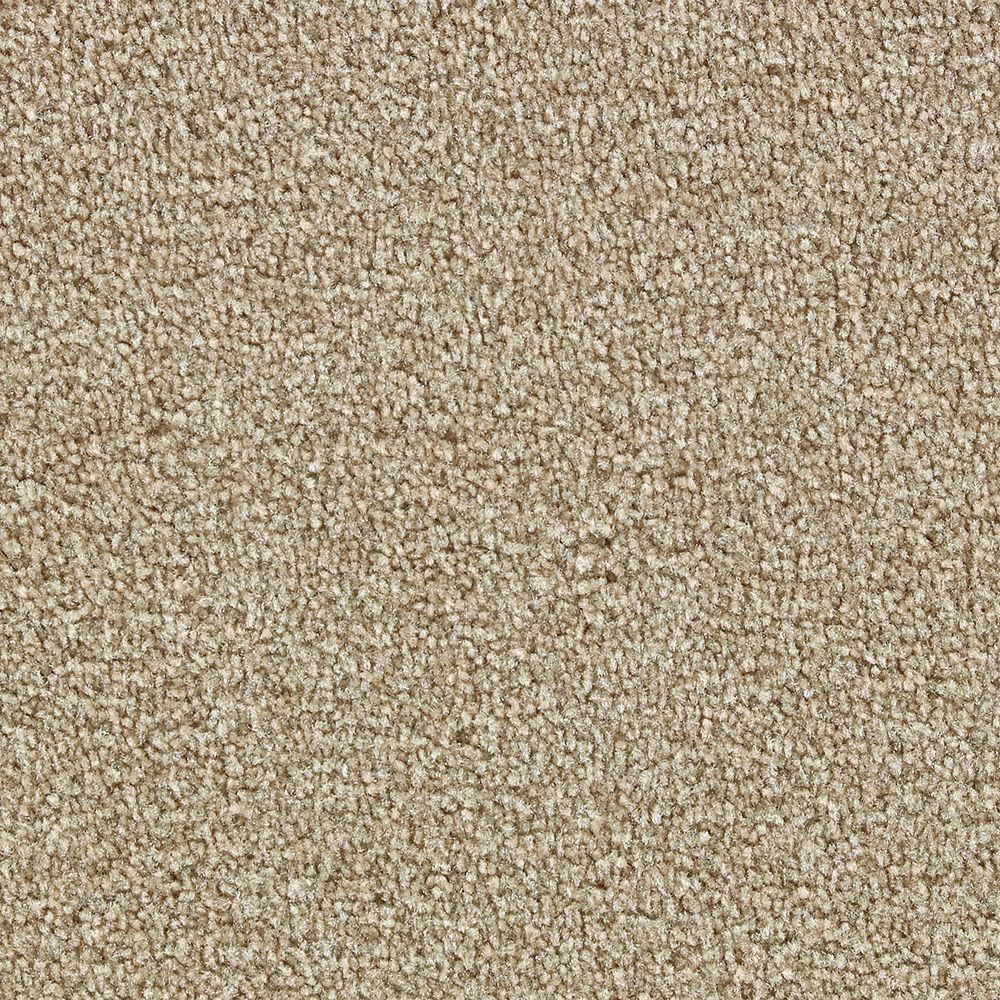 Martha Stewart Living Boscobel Natural Twine - 6 in. x 9 in. Take Home Carpet Sample-DISCONTINUED