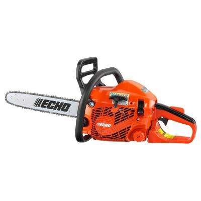 14 in  30 5 cc Gas 2-Stroke Cycle Chainsaw