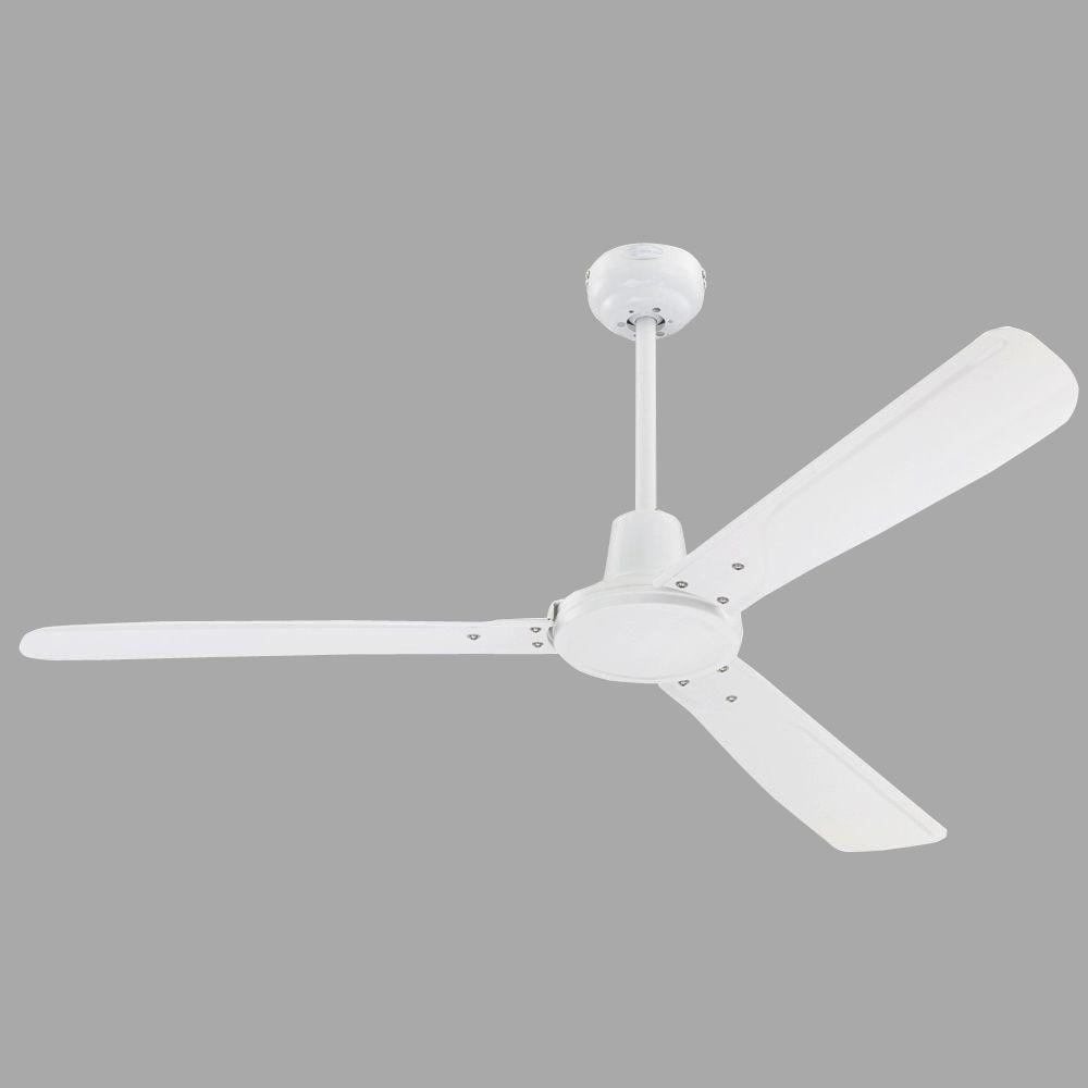Westinghouse Urban Gale 52 In White Indoor Ceiling Fan