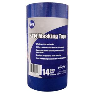 PT14 Pro Mask Blue 1.5 in. x 60 yd. Masking Tape (6-Pack)