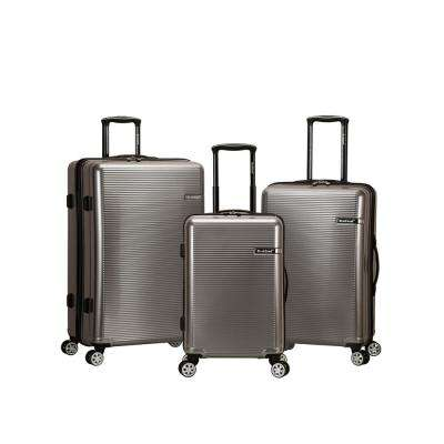 Polycarbonate Luggage Set (3-Piece)